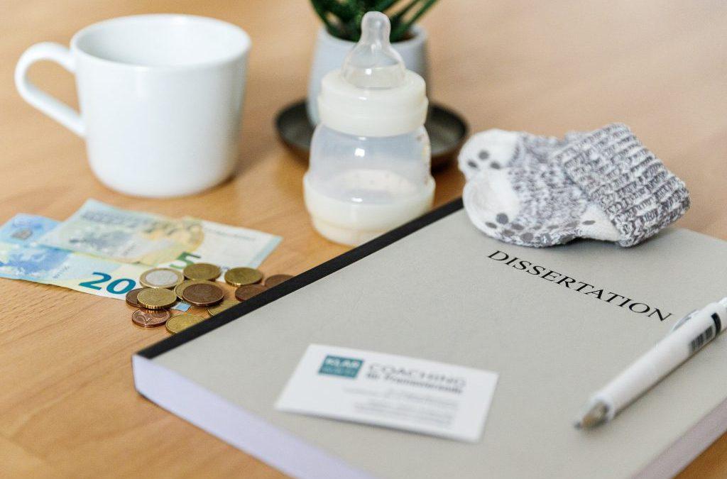 Promovieren mit Kind: Elterngeld, Elternzeit und Co.