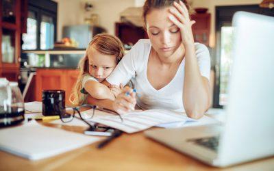 Das schlechte Gewissen in der Promotion mit Kind: 4 Schritte zu einem guten Gefühl